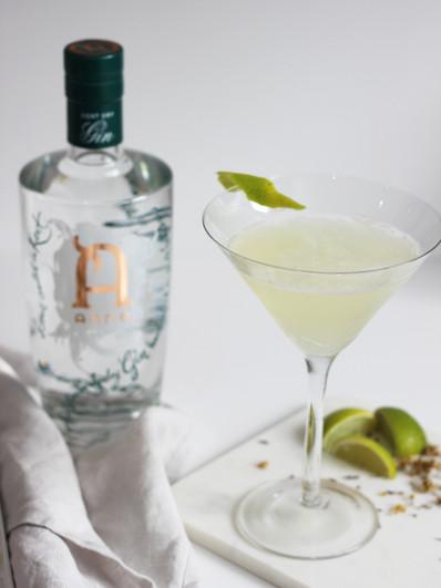 Anno Elderflower Martini - Credit Jess L