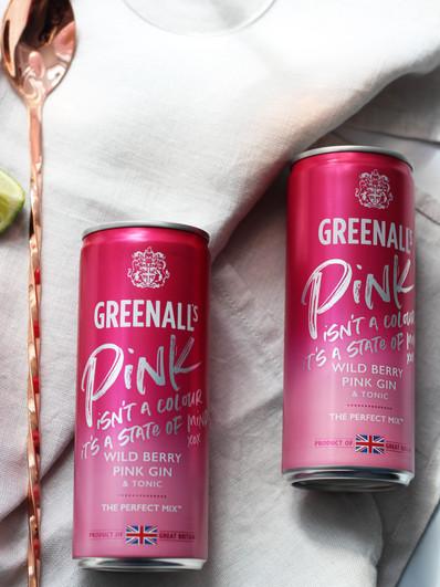 Greenalls Pink Gin