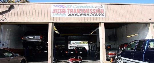 auto repair san jose transmission replacement rebuild tune up shocks struts