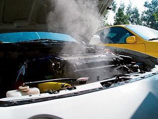 auto repair san jose computer diagnostic coolant check engine light engine overheating