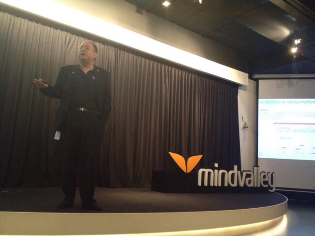 Talks@Mindvalley in 2013