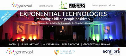 Speaking about Exponential Technologies