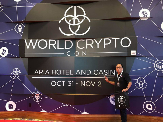 Attending the World Crypto Conference 2018