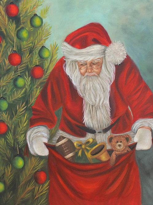 Christmas Eve - 16x20