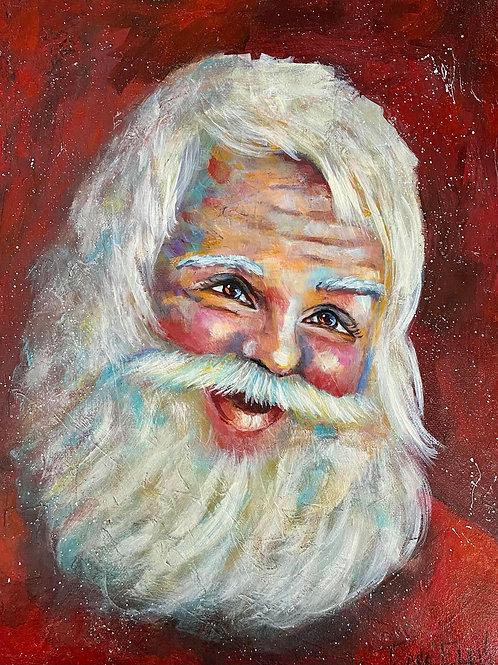 Bold Santa