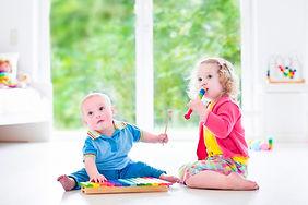 preschool music classes baby toddlers Leeds