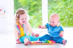 children baby toddler preschool Leeds music class