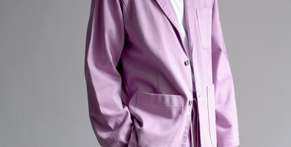 Blazer Purple
