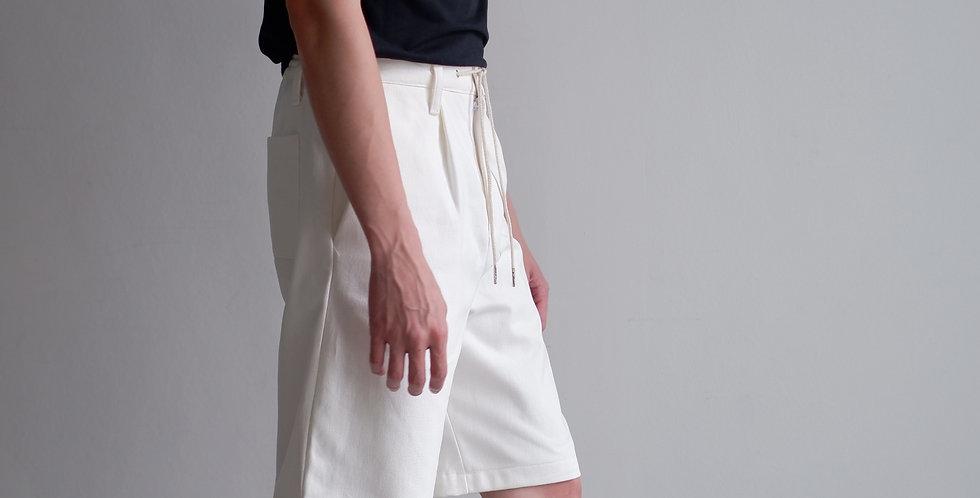 Gaochu Shorts White