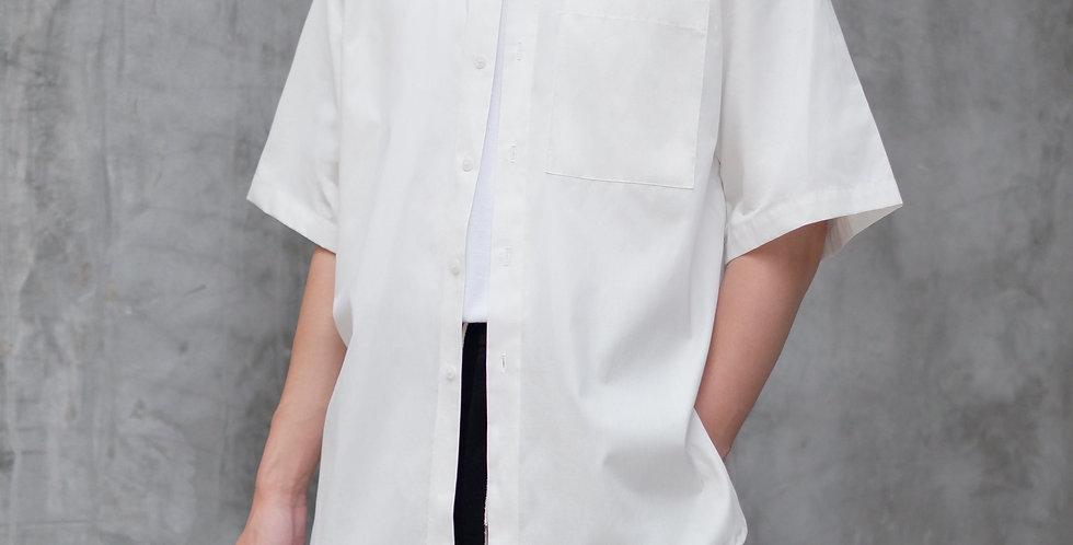 Curve Shirt White