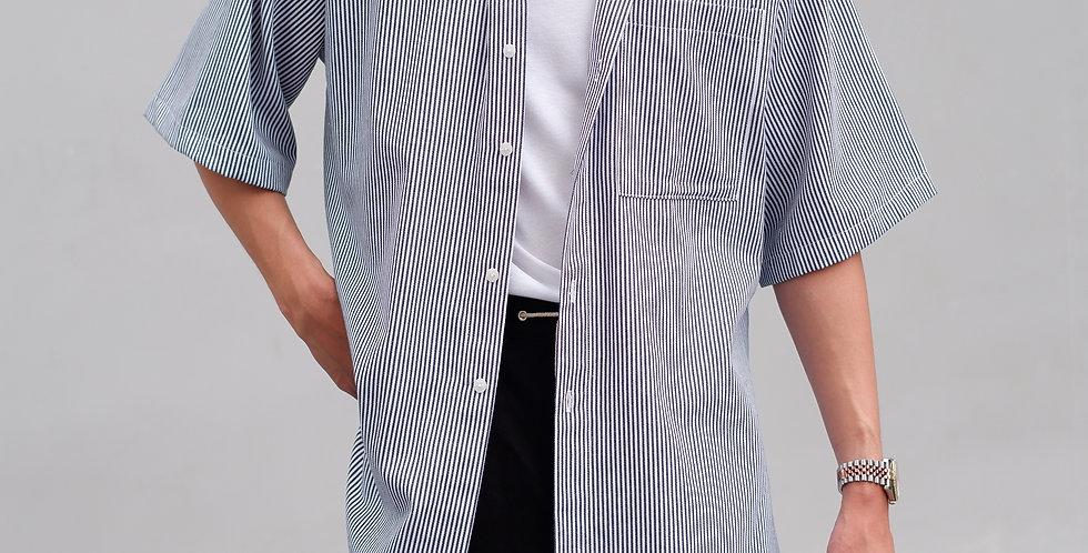 Curve Shirt Stripe