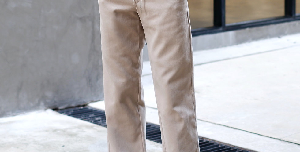 Wide Pants Khaki