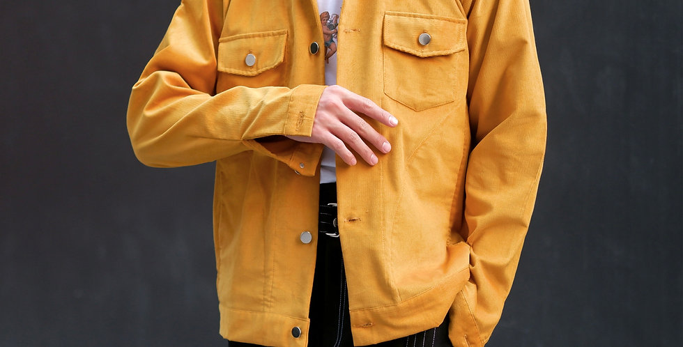 LF Jacket Yellow