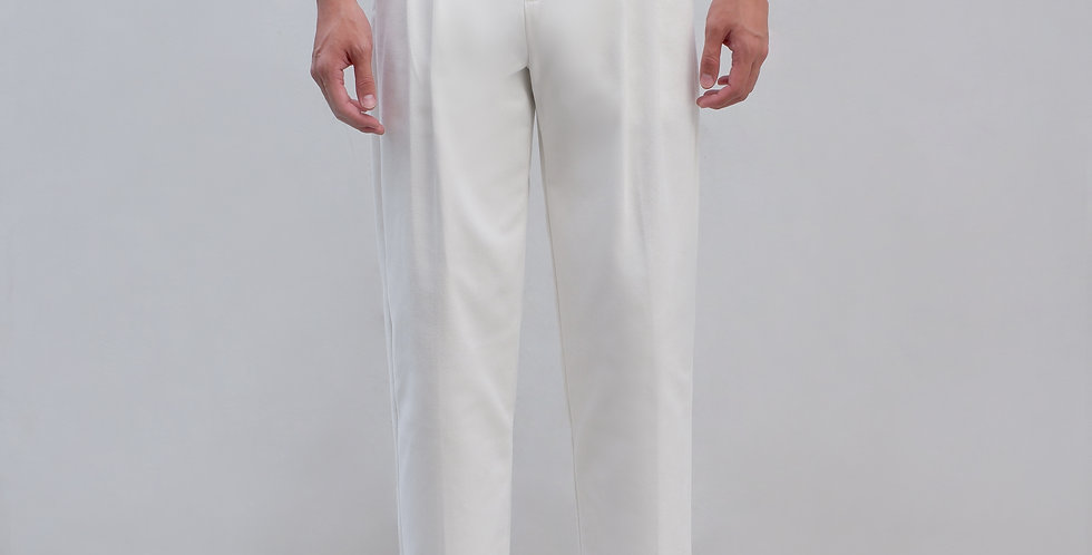CR Pants White
