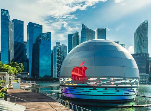First Look: Apple Marina Bay Sands Singapore