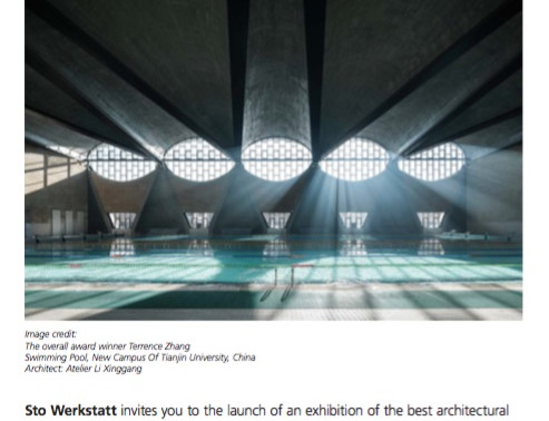 Building Images - An Exhibition of The Architectural Photography Awards