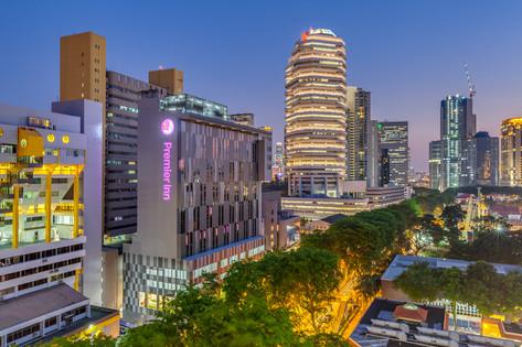 新加坡海滩路尊贵酒店