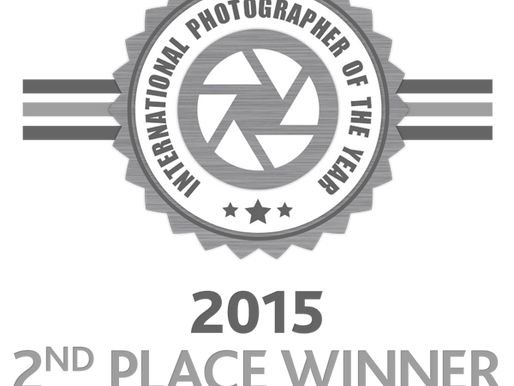 2nd Place Winner at 2015 International Photographer of the Year (Architecture:Buildings)