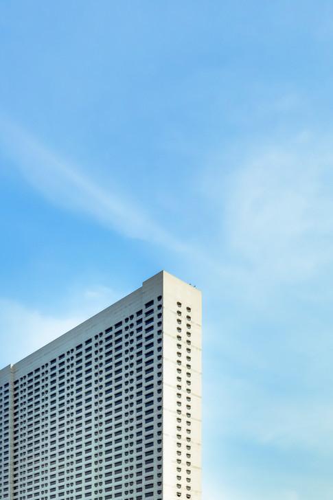 Architectural building exterior facade photography by Shiya Studio Singapore (Siyuan Ma)
