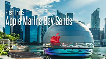 #03 Apple Store Marina Bay Sands