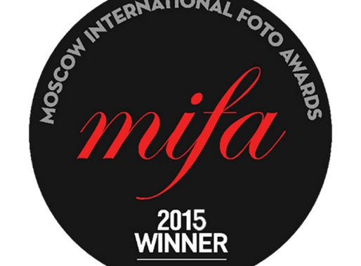 Winner of Moscow International Foto Awards 2015