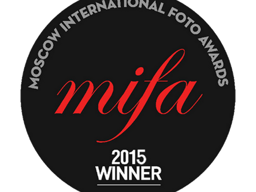 Winner of Moscow International Foto Awards 2015