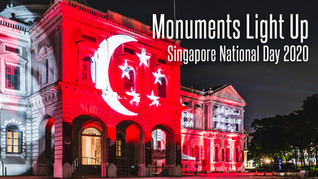 #02 Monuments LIght Up NDP 2020