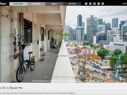 """Corridors of Diversity"" Featured on urbanNext"