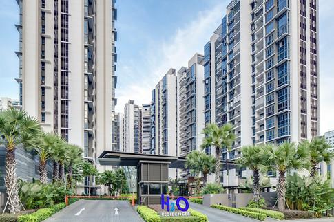 H20 Residences, City Development