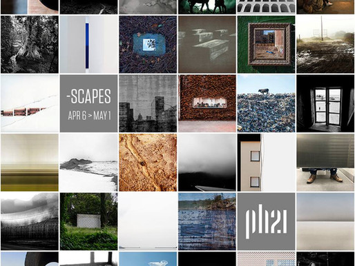 -scapes Group Exhibition at PH21 Gallery