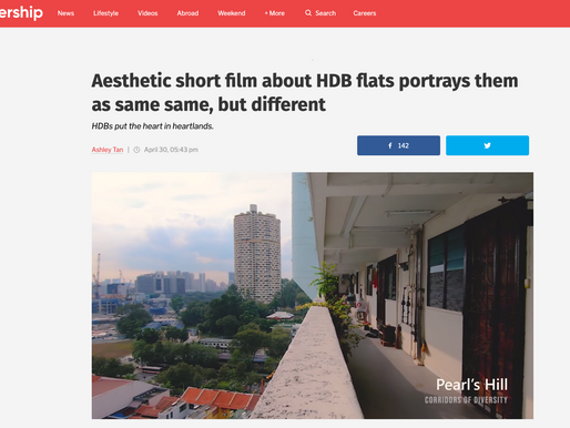 Corridors of Diversity - Short film featured on Mothership.sg