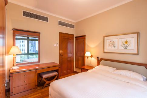 Le Grove Serviced Apartment hotel interior photography, City Development, Siyuan Ma (Shiya Studio), bedroom