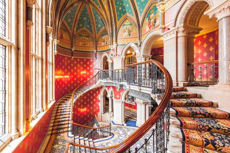 伦敦圣潘克拉斯万丽酒店