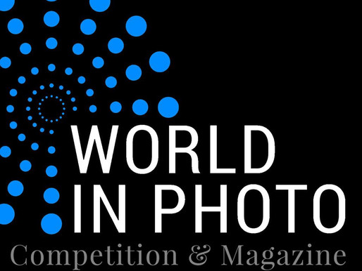 Silver Award Winner for WORLD IN PHOTO Competition