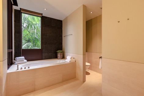The Club Residences by Capella Singapore, luxury hotel resort interior bathroom photography, Siyuan Ma (Shiya Studio)