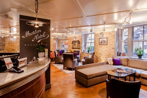 伦敦莫顿酒店
