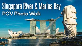#01 Singapore River & Marina Bay