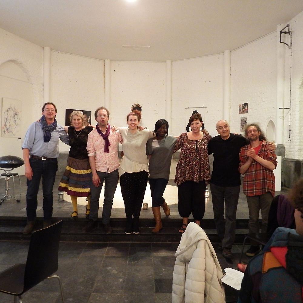 Groupe contes et chansons