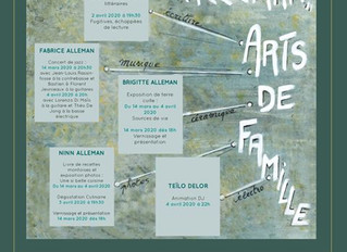 Alleman Arts de famille ( Reporté!)