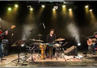 Vendredi 26 avril à 20h30 : Concert d'OLIO, flamenco-Jazz