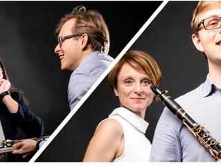 """Concert du trio de clarinettes """"Méandres"""""""
