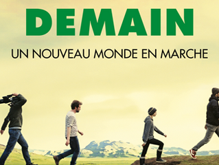 "Mercredi 24/10 20h : Projection film ""Demain"""