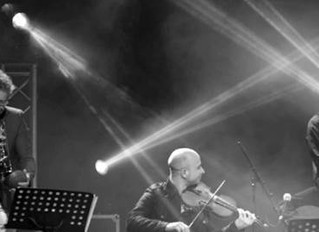 Jazz manouche avec Jazzy Strings le vendredi 21 août à 20H30