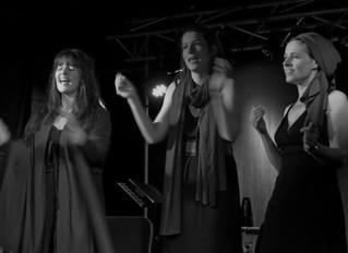 Vendredi 11 janvier à 20h30 : Concert a capella avec le trio féminin « Entre 2 silences »