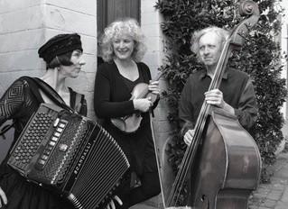 Vendredi 15 février 20h30 : Concert Trio O'tchalaï