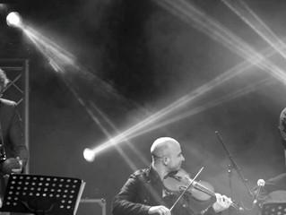 Mercredi 03/10 à 20h30 : jazzy strings avec Alexandre et Mario Cavalière, René Desmaele et Fred Gued