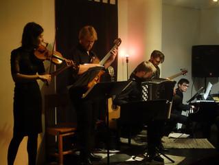 Concert du Iguazu quintet