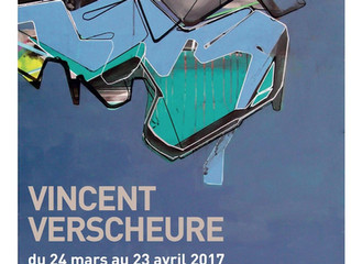 Exposition en cours : Vincent Verscheure