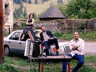 Vendredi 14/09 : musique balkanique