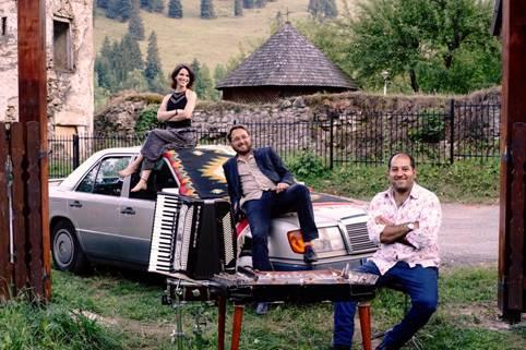 Musiciens balkaniques